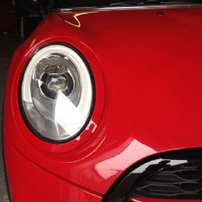 Headlamp rings - Colour Coded for 3rd gen MINI